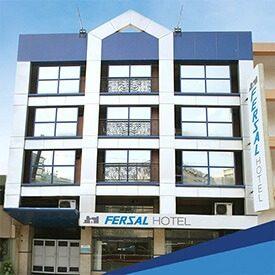 Fersal Hotel - Andalucia, Manila