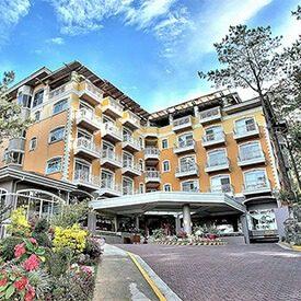 Hotel Elizabeth - Baguio City