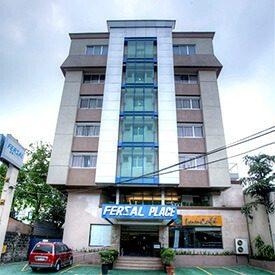 Fersal Hotel - Malakas, Quezon City