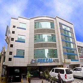 Fersal Hotel - Neptune, Makati City