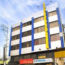 Fersal Hotel-P. Tuazon, Cubao, Quezon City