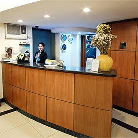 Decent accommodation on a limited budget only at FERSAL Hotel Manila